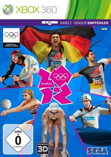 London 2012: Das offizielle Videospiel der Olympischen Spiele - [Xbox 360]