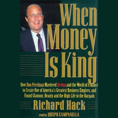 When Money Is King audiobook cover art