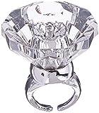 Gigantic Diamond Light-Up Ring | 1 Pc.