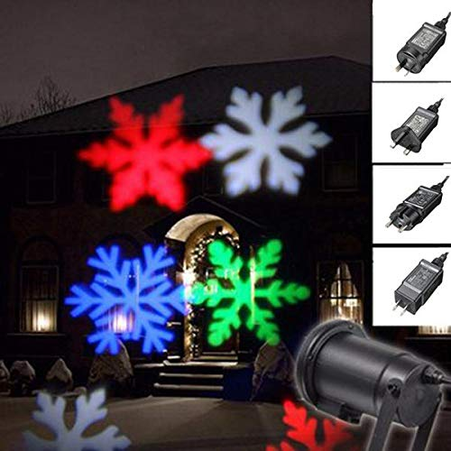 Luces de paisaje al aire libre LED impermeable móvil...