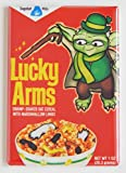 Star Wars'Lucky Arms Cereal Box' Fridge Magnet (2 x 3 inches)