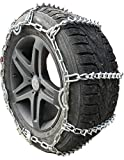 TireChain.com Compatible with Ford F-150 SVT Raptor 2010-2014 LT315/70R17/D V-bar Tire Chains