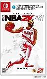 NBA 2K21 -Switch (【早期購入特典】・5,000 VC+5,000 マイチームポイント・マイプレイヤーブースト 9個・10週連続 マイチームパック配布(1個/週)・デジタル シューズコレクション・デイミアン・リラード デジタル・グッズパック 同梱)