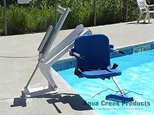 Ranger Pool Lift - Right Handed - w/4...