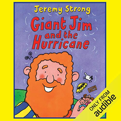Couverture de Giant Jim and the Hurricane