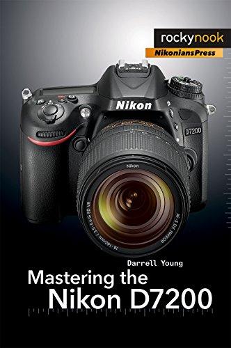 Mastering the Nikon D7200 (The Mastering Camera Guide Series) (English Edition)