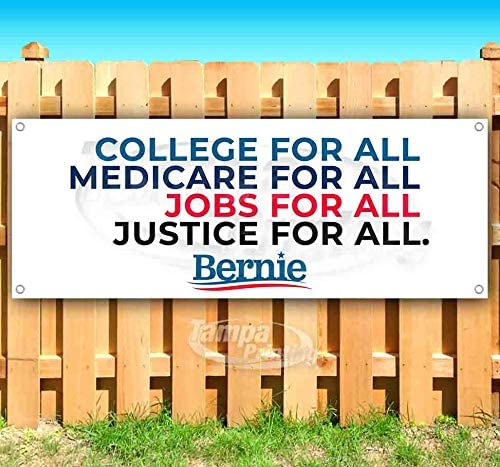 Bernie College Medicare Jobs and Justice oz 直営ストア All 13 for Banne マート