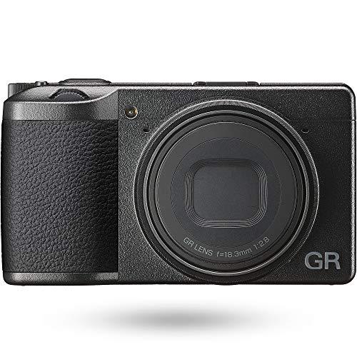 RICOH GR III デジタルカメラ APS-Cサイズ大型CMOSセンサー搭載 高解像・高コントラストを実現する新GRレン...