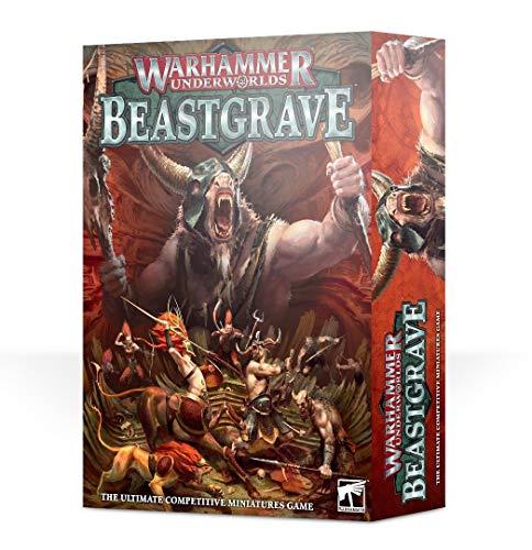 Games Workshop Warhammer Underworlds Beastgrave Game Set