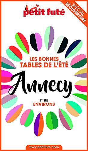 BONNES TABLES ANNECY 2020 Petit Futé