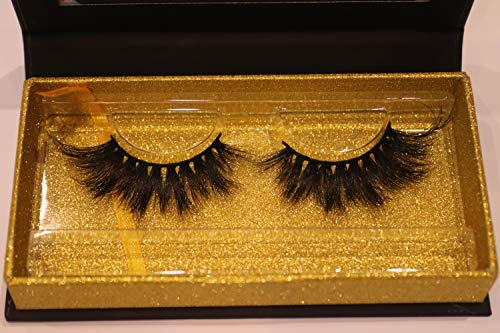 3D Mink Luxury Lashes style 'CHIC'