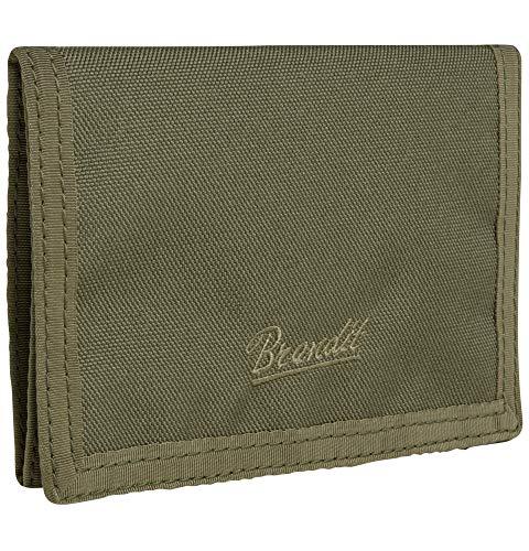 Brandit Wallet Three Olive Gr. OS