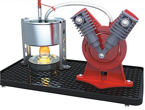 Sunnytech Mini Hot Live Steam Engine Kit