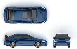 Official Subaru Gear WRX STi Die Cast Toy Car