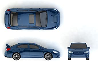 Subaru Official Gear WRX STi Die Cast Toy Car