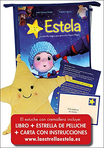 Estela. La Estrella Magica Que Guia A Los Reyes Magos: la estrella mágica que guía a los Reyes Magos (Adviento y Navidad)