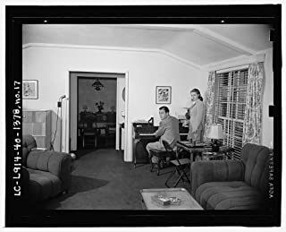 Infinite Photographs Photo: Lana Turner, Artie Shaw, Piano, Beverly Hills Home, Earl Thiesen, California, CA, 1940 Size