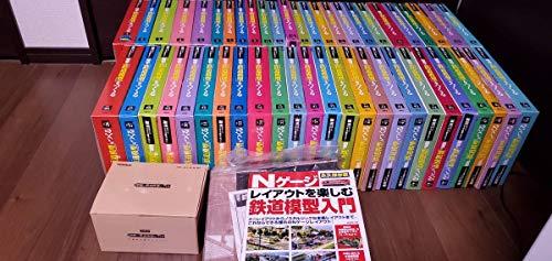 昭和 ショウワ の鉄道模型をつくる全50未組立 コントローラー 講談社Nゲージ キットセット コレクション。