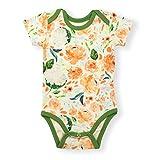Organic Baby Short Sleeve Bodysuit Boy Girl (8 Sizes: Preemie-24M) 100% Organic...