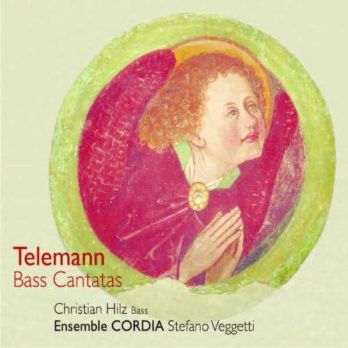 Christian Hilz, Ensemble Cordia & Stefano Veggetti