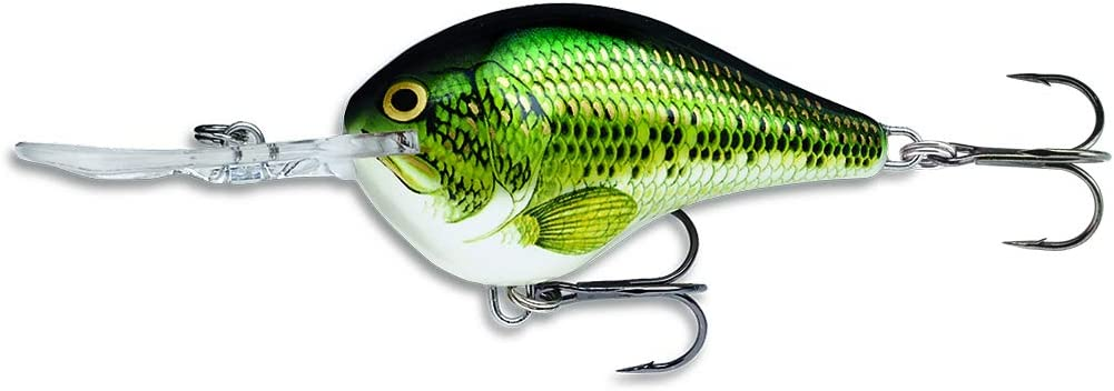 Rapala Dives-To 06 Fishing Baby lure 2-Inch excellence In a popularity Bass