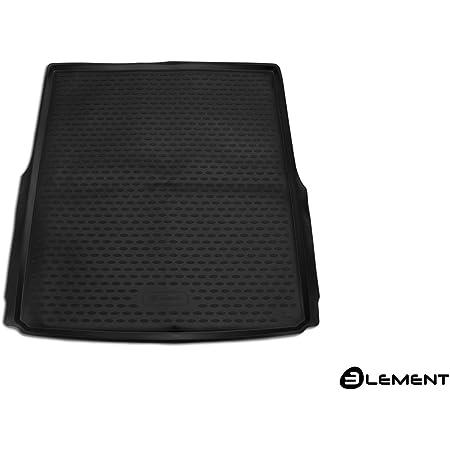 Element Exp Element5155b12 Passgenaue Premium Antirutsch Laderaumwanne Kofferraumwanne Vw Passat B8 Variant 2014 Kombi Schwarz Passform Auto