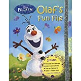 Disney Frozen Olaf's Fun File