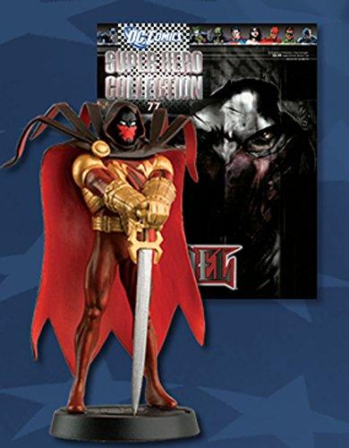 DC Comics - Figura de Plomo DC Comics Super Hero Collection Nº 77 Azr