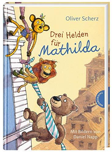 Scherz, Drei Helden für Mathilda