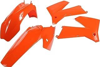 Acerbis Plastic Kit - KTM Orange , Color: Orange 2041030206