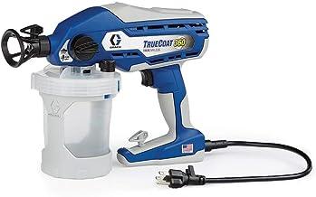 16Y391 TrueCoat 360 Paint Sprayer, Blue/ White