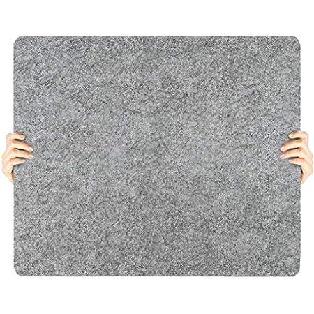 MEEQIAO Tabla de Planchar de Fieltro de Lana para Planchar, Almohadilla de Lana para Planchar, para Planchar Ropa en casa (43x60)