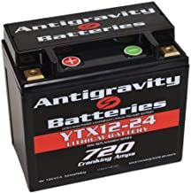 Antigravity Batteries 24-Cell OEM Case 720 CA 24Ah YTX12-24
