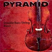 CUERDA CONTRABAJO - Pyramid (Nylon 217201) 1ェ Medium Bass 4/4 G (Sol)