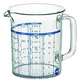 Emsa 2217050000 Messbecher, 0,5 Liter, Transparent, Superline