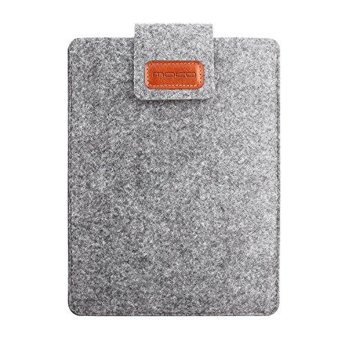 MoKo Universal 7Zoll Felt Sleeve Schutzhülle - Tragbar Filz Tasche Kompatibel mit iPad Mini 4/3/2/1, Samsung Galaxy Tab S2 8,0, Registerkarte A 8,0, NeuTab 7
