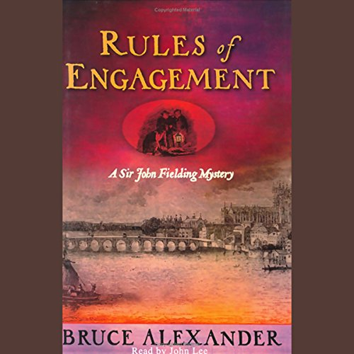 Rules of Engagement audiobook cover art