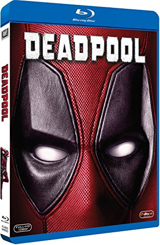 Deadpool Blu-Ray [Blu-ray]