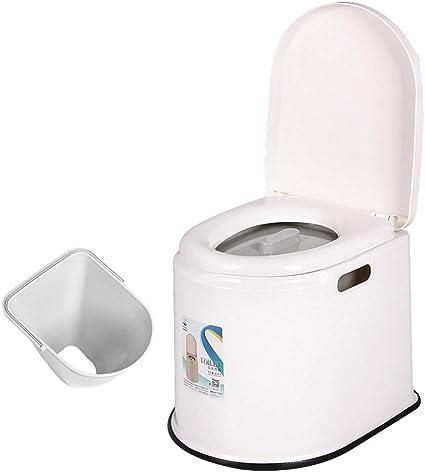 Toilet chair Camping WC para, Ligero Inodoro portátil móvil ...