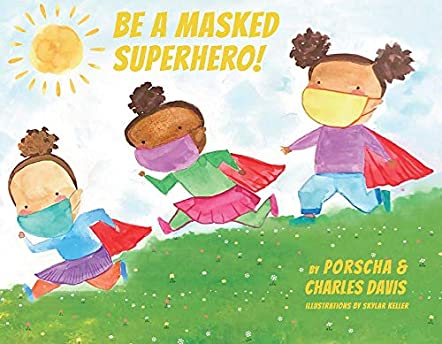 Be A Masked Superhero!