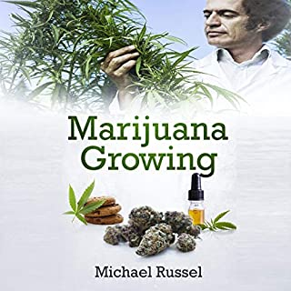 Marijuana Growing audiobook cover art