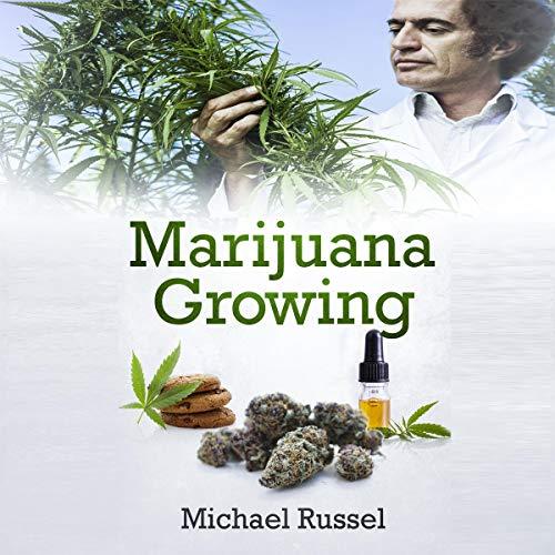 Marijuana Growing cover art