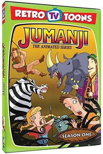Jumanji: Animated Series - Season 1 [Edizione: Stati Uniti] [Italia] [DVD]