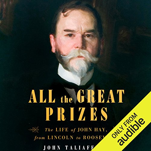 All the Great Prizes audiobook cover art