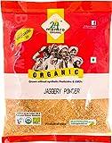 24 Mantara Organic Powder, Jaggery, 2 Pound