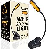 Best  - New 2021 Amber Book Light - Advanced Blue Review