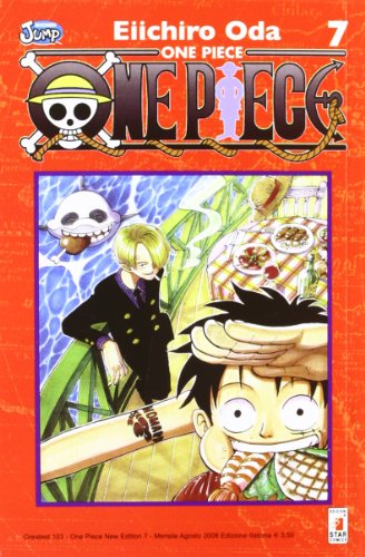 One piece. New edition (Vol. 7)