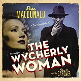 The Wycherly Woman audiobook cover art