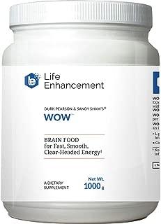 Life Enhancement Durk Pearson Sandy Shaw s Wow 35 oz 1 Kilogram