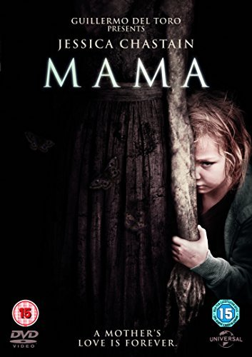 Mama [DVD] by Jessica Chastain